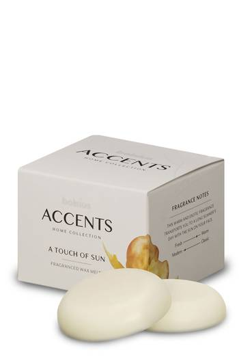Accents Wax Melts - A Touch of Sun (3er Pack)