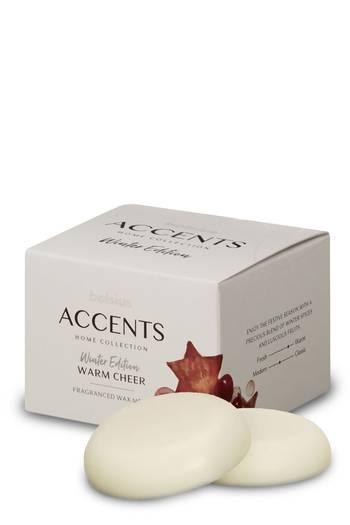 Accents Wax Melts - Warm Cheer (3er Pack)