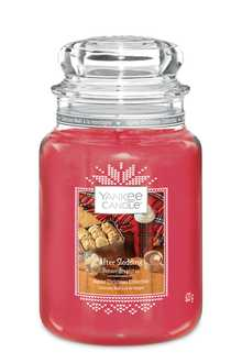 Yankee Candle: Housewarmer groß - After Sledding