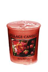 Village Candle Votive 57g (2 OZ) - Berry Blossom