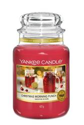 Yankee Candle: Housewarmer groß -  Christmas Morning Punch