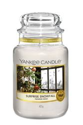 Yankee Candle: Housewarmer groß -  Surprise Snowfall